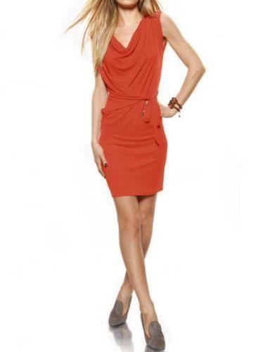 Heine-Cocktailkleid-orange-rot-Neu-Gr-40   Kleid orange ...