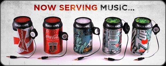 Awesome gift for teenagers. Repurposed materials. Nice sound quality.