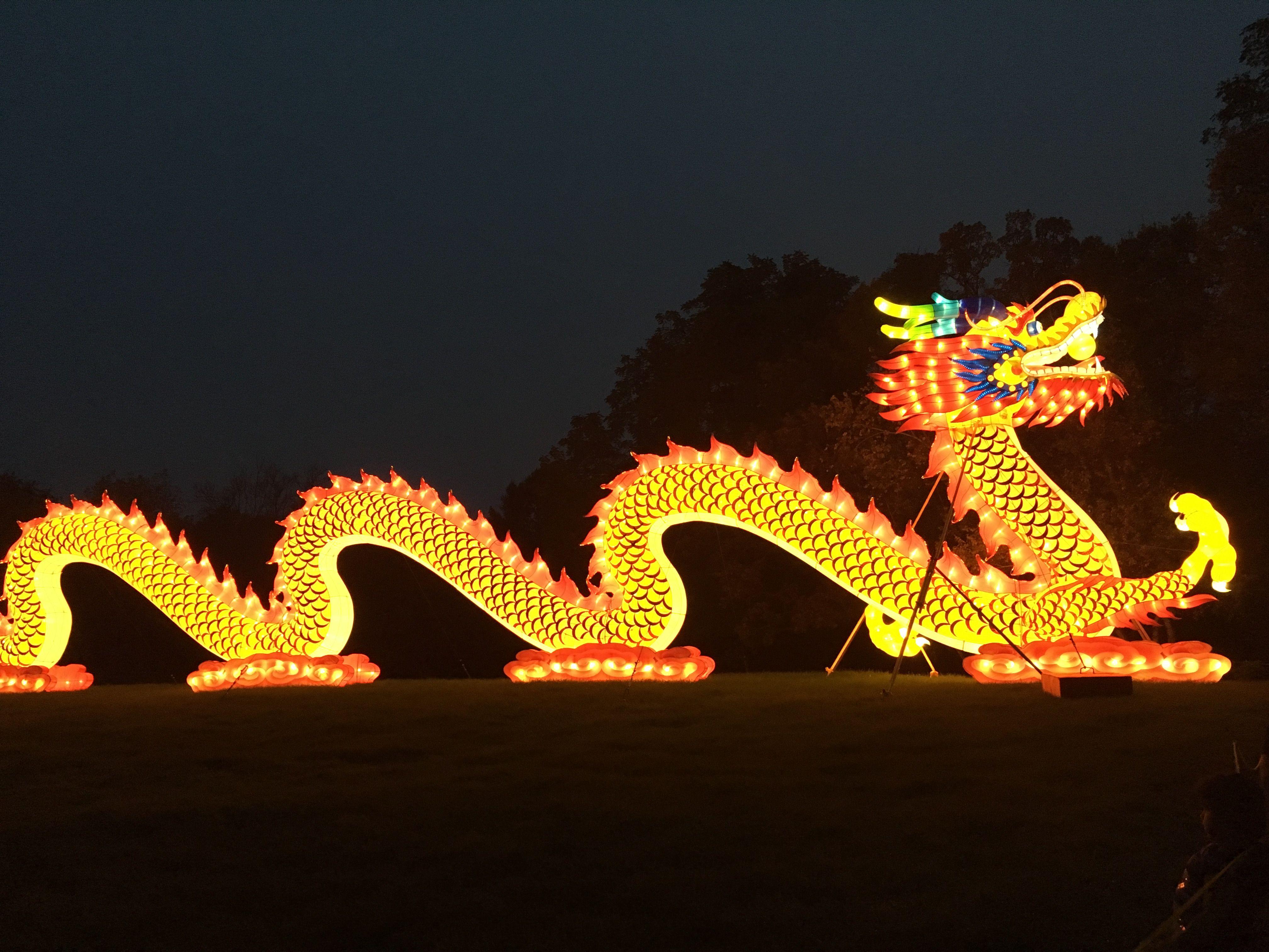 8f6692b6d9e4284b4ba509a02dbc98de - China Lights Boerner Botanical Gardens Tickets