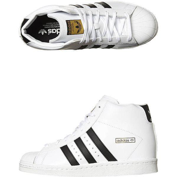Adidas Originals Superstar Up Hi Shoe
