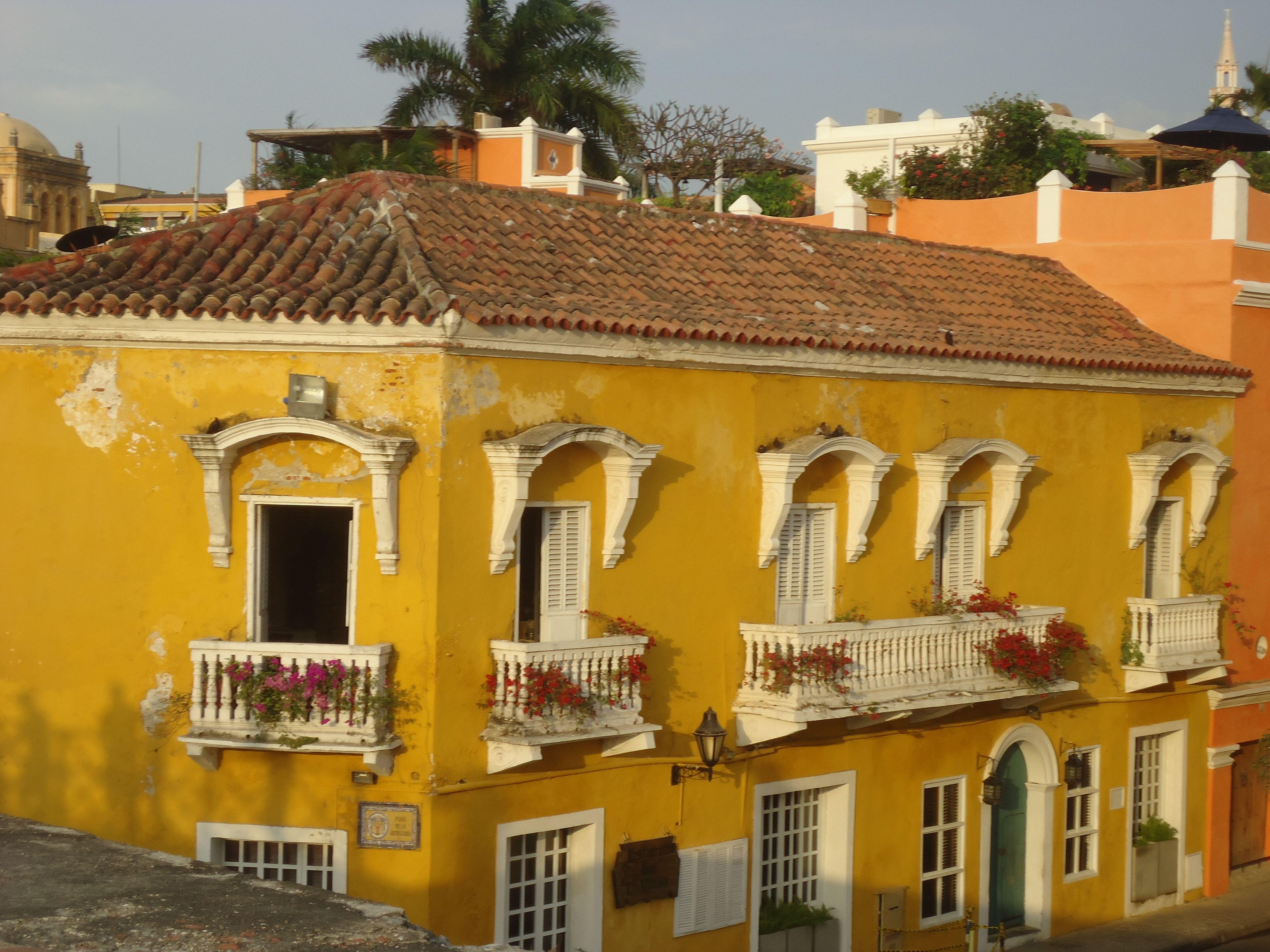 Casa del Centro de Cartagena de Indias Cartagena de