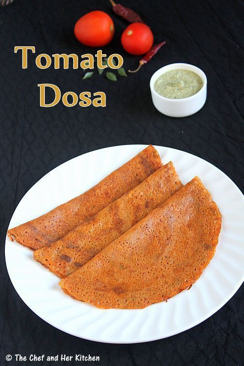 The chef and her kitchen tomato dosa recipe with dosa batter dosa the chef and her kitchen tomato dosa recipe with dosa batter dosa varieties forumfinder Image collections