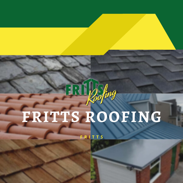 Fritts Roofing And Repair Co In 2020 Roofing Roof Repair Residential Roofing