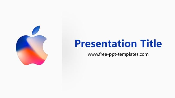 Apple PowerPoint Template Apple powerpoint, Apple