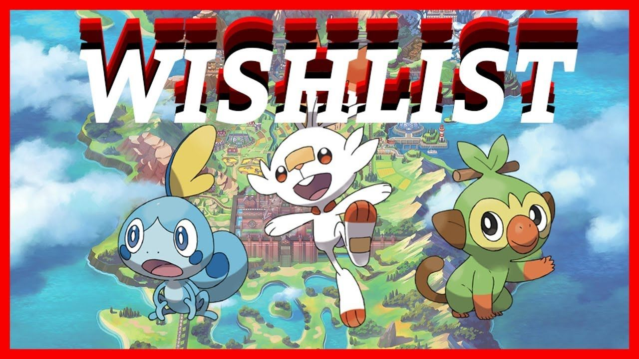 Hey Guys Me And My Friends Made A Pokemon Sword And Shield For Our