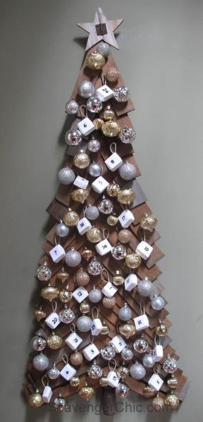 Shut the front door! These fake tree ideas are so incredible, you\u0027ll - wood christmas decorations