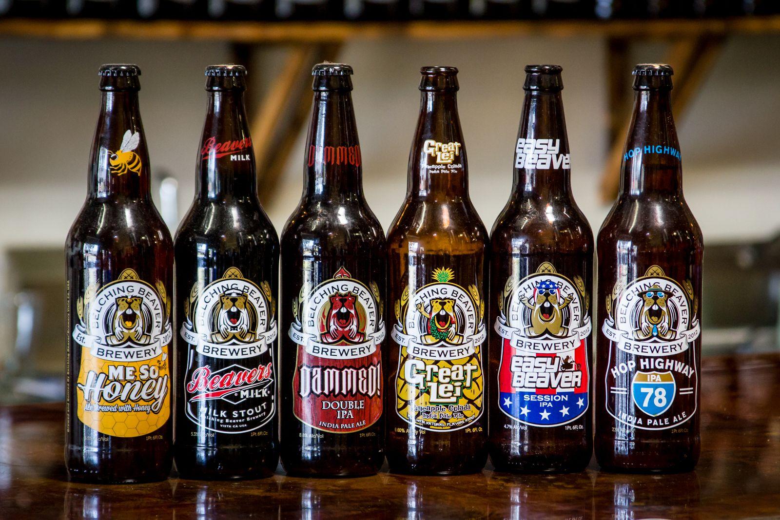 Belching Beaver Brewery Brewery North Park Craft Brewing