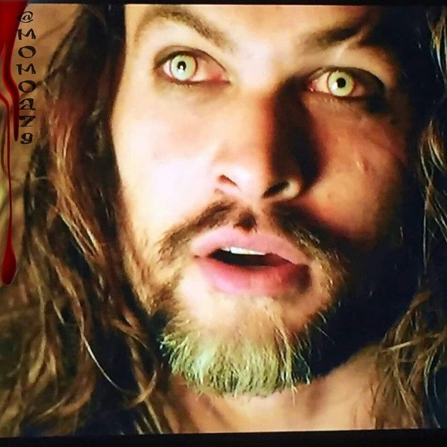 Jason Momoa As Connor In Wolves: Instagram Post By (@momoa79_jasonmomoafanpage)
