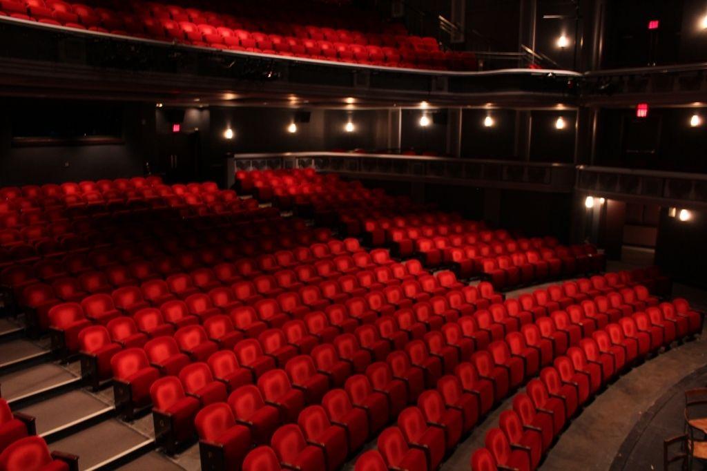 Elegant Tucson Music Hall Seating Chart