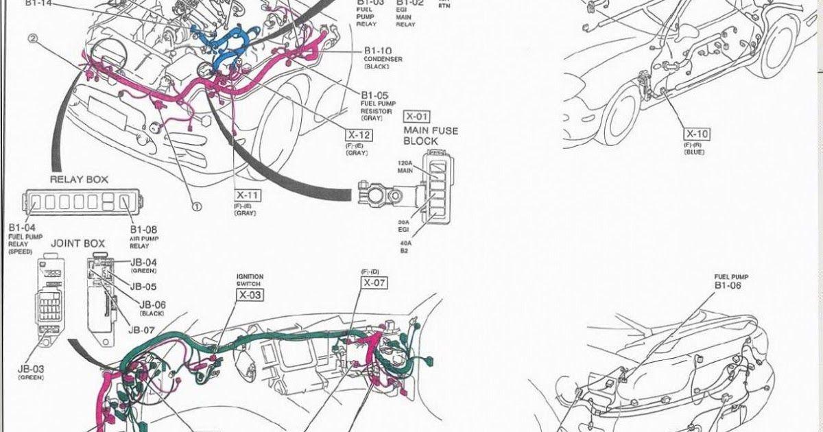 S13 Ka24de Wiring Harness Diagram Picture
