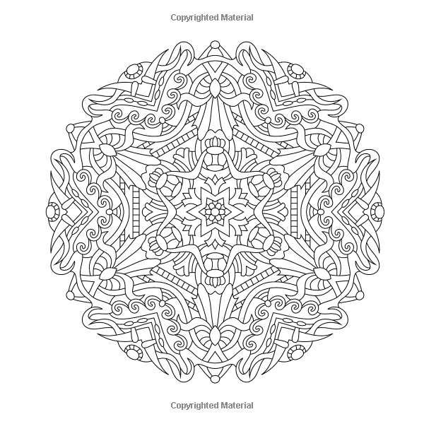 Pin On Fractals Mandalas Spirals Etc