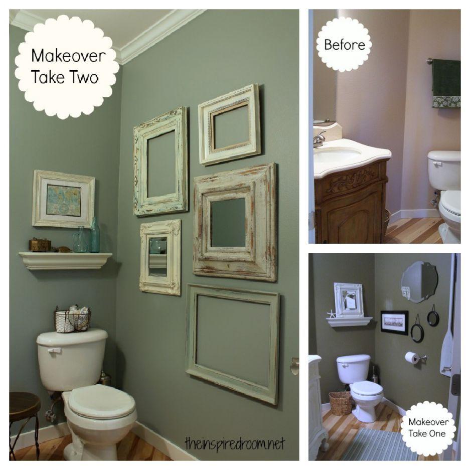 Bathroom Creative Small Bathroom Design Ideas On A Budget Nifty - Small bathroom decorating ideas on tight budget creative ideas