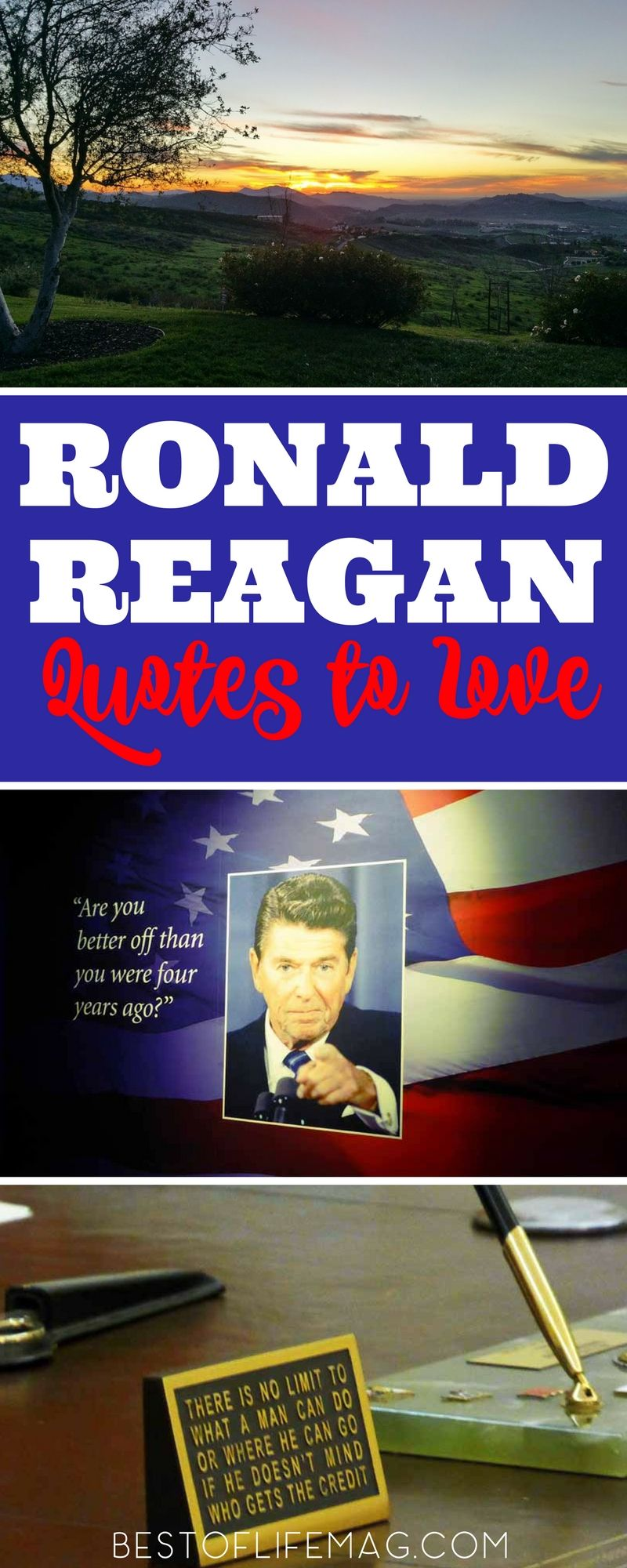 Ronald Reagan Quotes Ronald Reagan Quotes To Livefrom His Presidential Library .