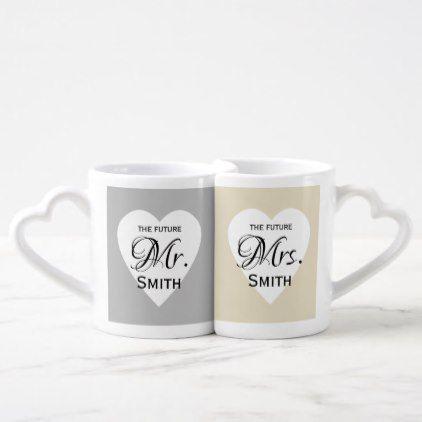 Mr And Mrs Wedding Mug Groifts Groom Gifts