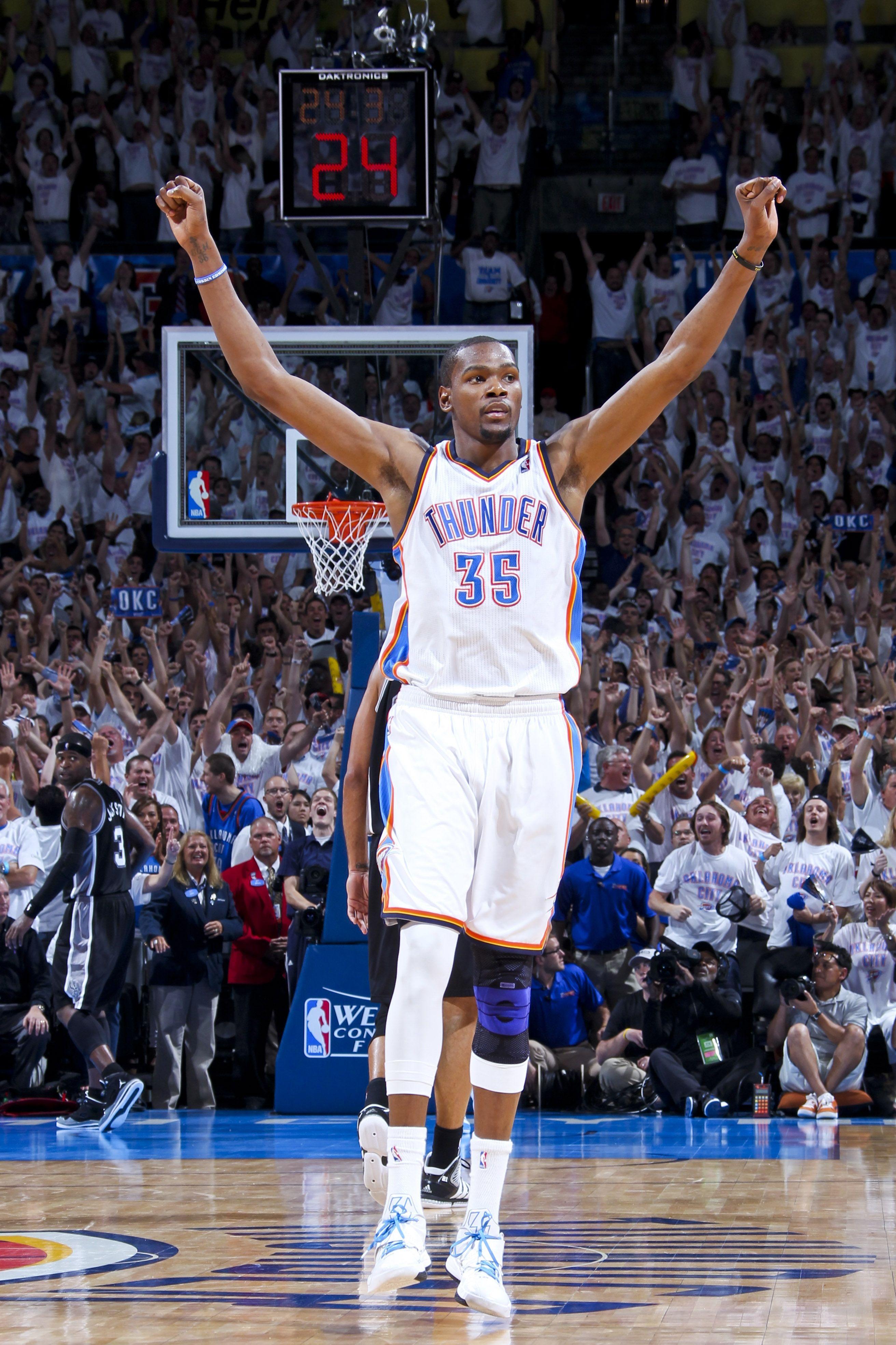 low priced 8ca10 43e4f Kevin Durant, Oklahoma City Thunder
