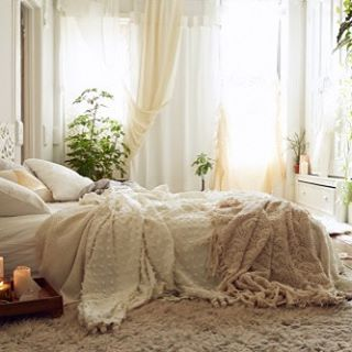Light and cozy
