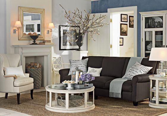 10 Increíbles Tips de Decoración Vintage Living room sofa design - salas vintage