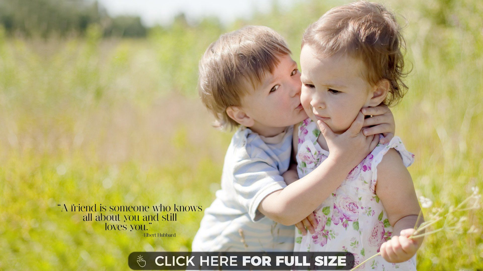 Cute Boy Kissed Her Girl Friend Friendship Day Wallpaper Happy Kiss Day Happy Kiss Day Images