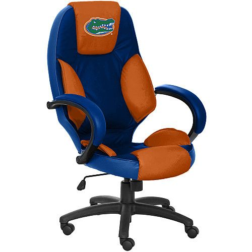 Wild Sports Florida Gators Executive Office Chair With Images