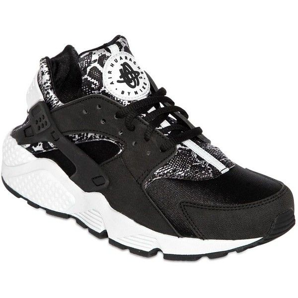 on sale 24e7c aaaea ... snakeskin linen ae1ea ad581 store nike air huarache snake faux leather sneakers  black silver 2.188.870 idr e7caa cdac4 ...