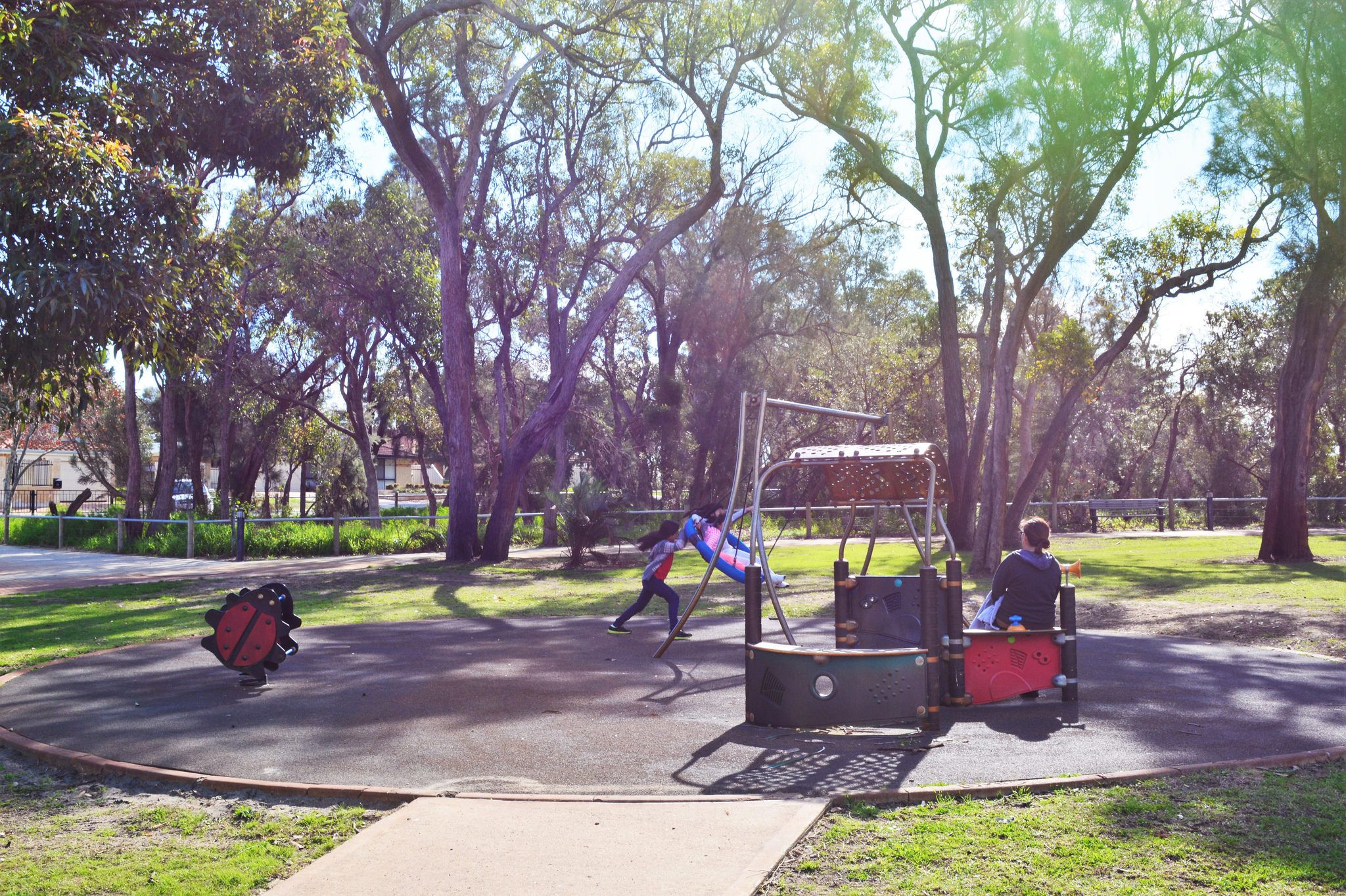 Sandringham Park Orelia Park Sandringham Playground