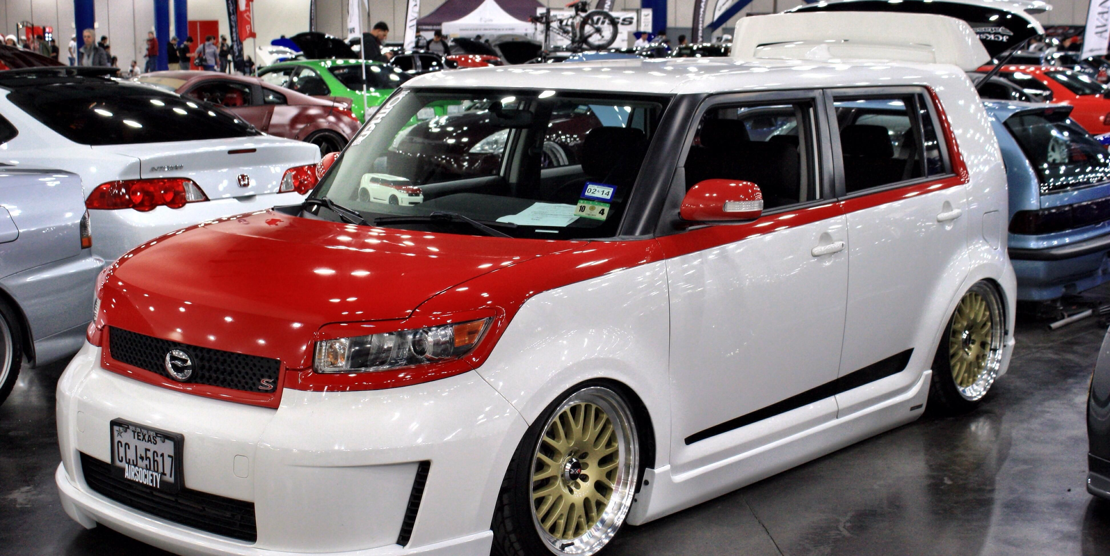 Scion Xb Custom 249 With Images Scion Xb Toyota Scion Xb Scion