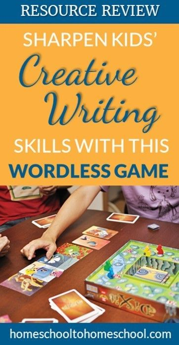 Use Dixit - a storytelling game with NO words -- to help your homeschooled kids ...