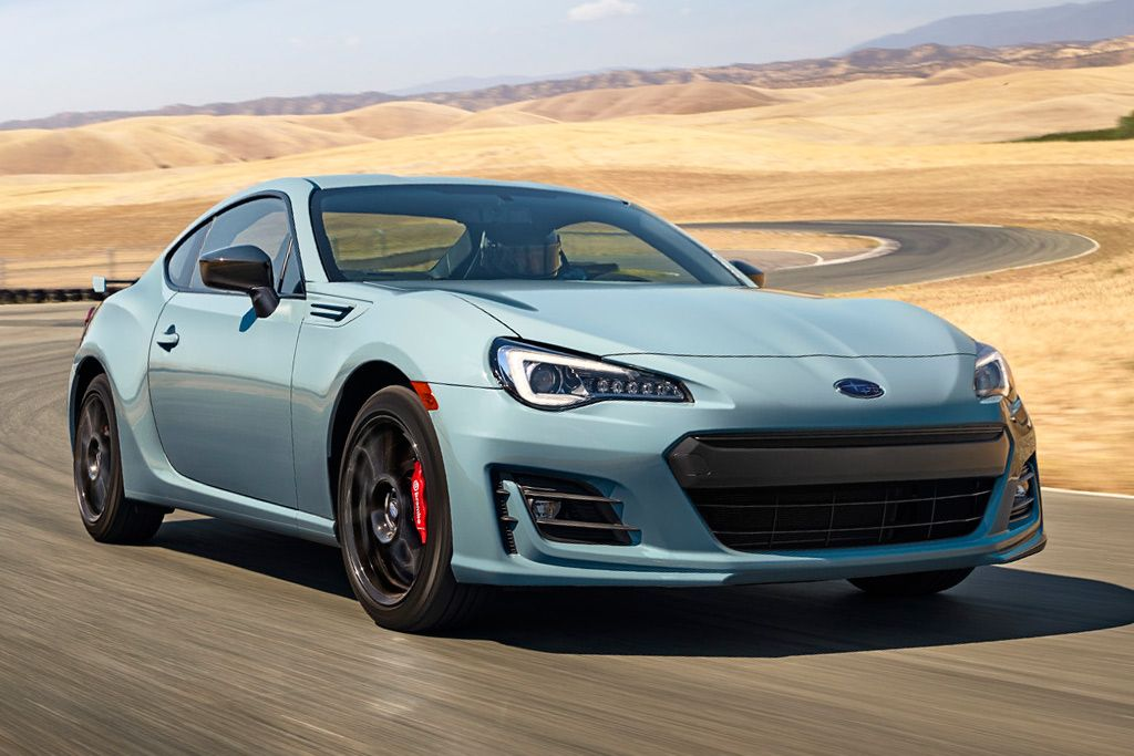 2019 Subaru BRZ New Car Review Subaru brz, Subaru cars