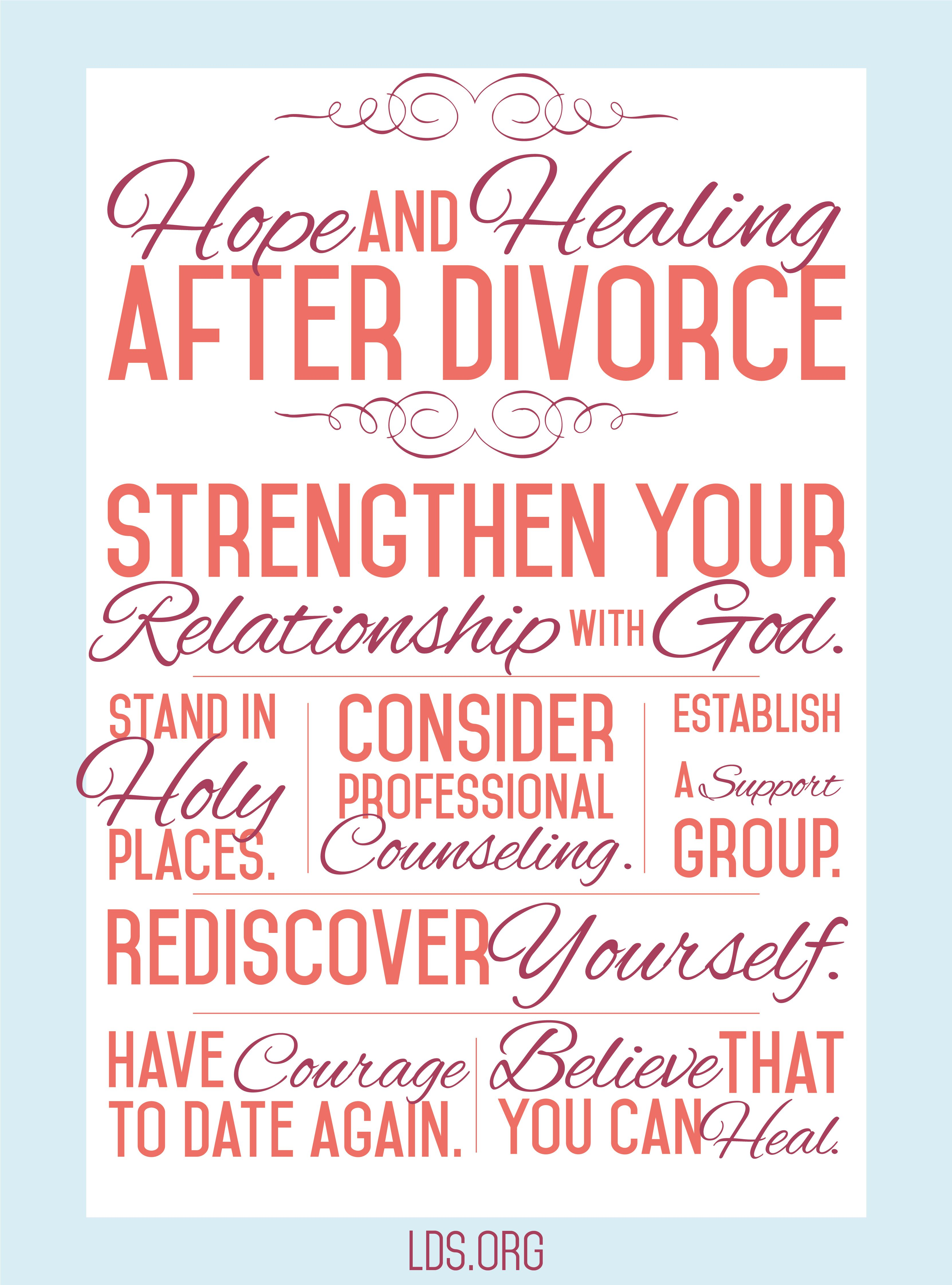 Life After Divorce Quotes 7 Ways You Can Find Hope And Healing After Divorcei Have Limited