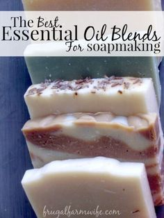 Photo of The Best Essentail Oil Blends Recipes For Soap Making