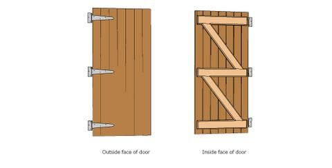 17 Best 1000 images about shed doors on Pinterest A shed Sheds and Doors