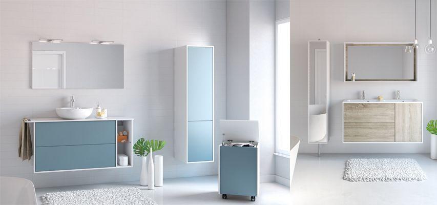 Meuble de salle de bain - NEWPORT Aquarine Bathroom et salle de
