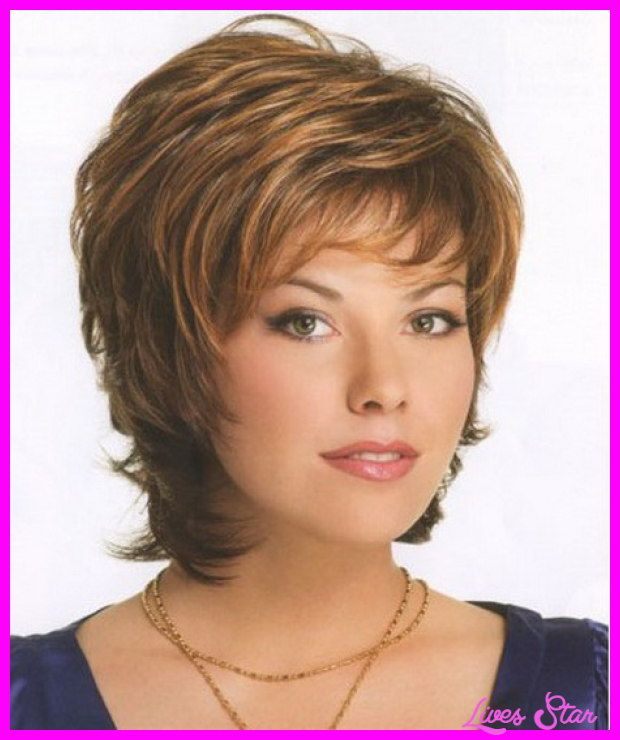 Shorthaircutsforwomenoverwithroundfacesjpg - Hairstyles for round face yahoo