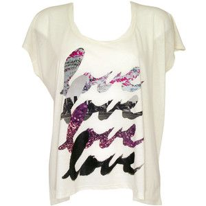 Love:) this is a top Kassandra would love to wear.