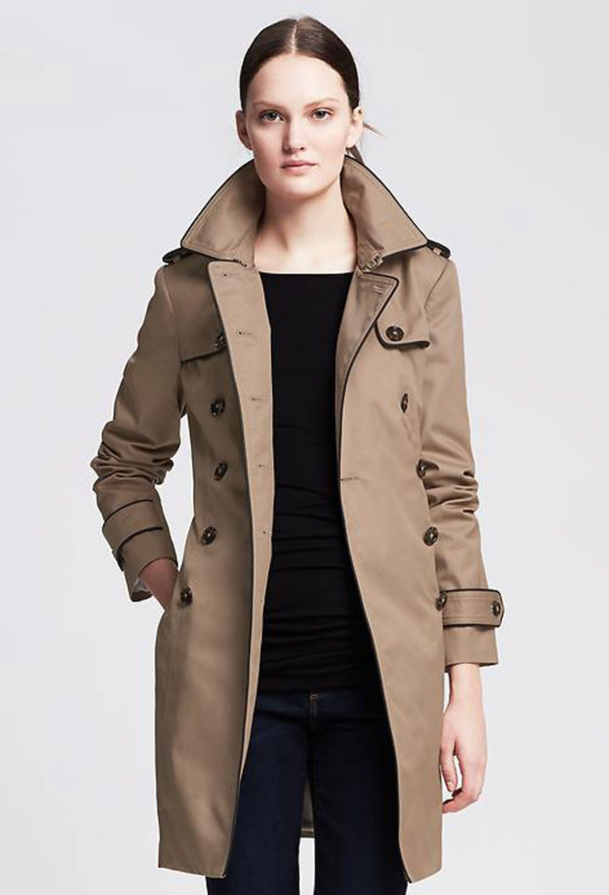 13 Lightweight Trench Coats You Should Wrap Up In This Spring Lightweight Trench Coat Petite Trench Coat Trench Coat [ 1800 x 1226 Pixel ]