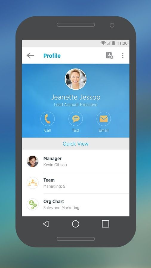 Workday Mobile Google Search Org Chart Sales And Marketing