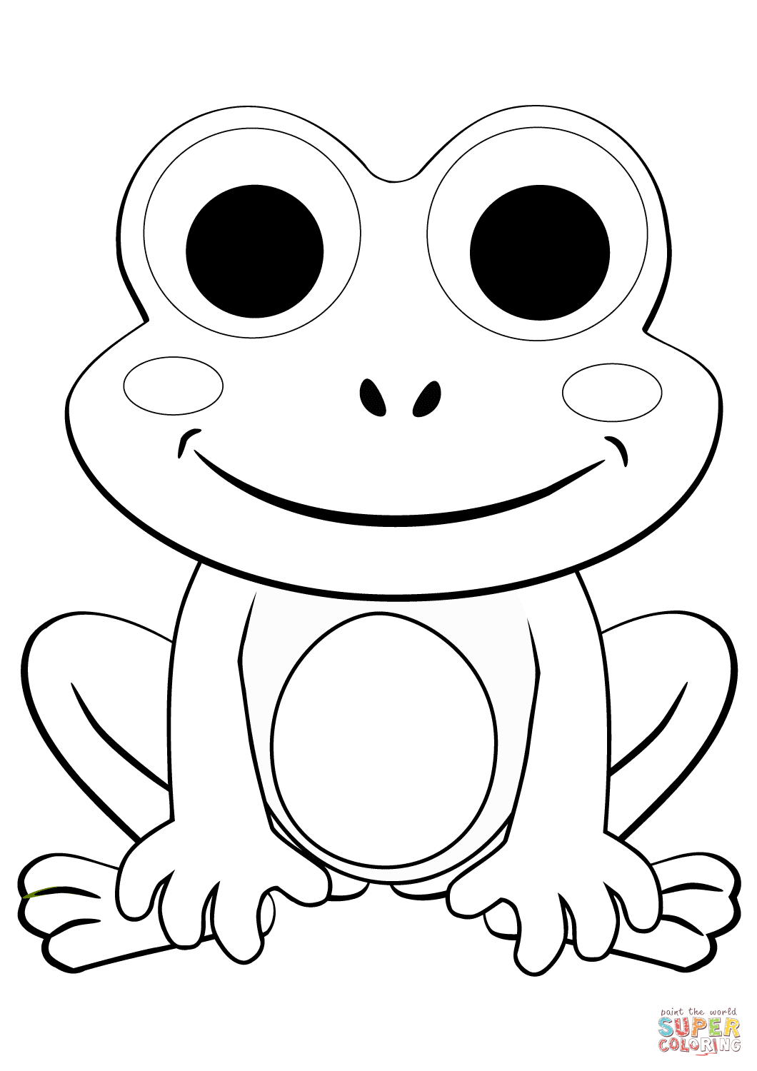 Cute Cartoons Coloring Pages Frog Coloring Pages Cartoon Coloring Pages Cute Coloring Pages