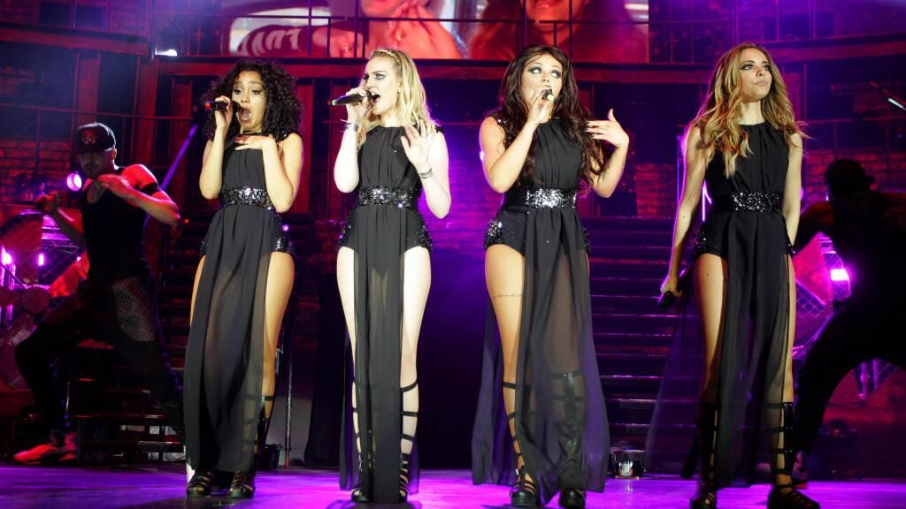 Little Mix Salute Tour little mix salute outf...