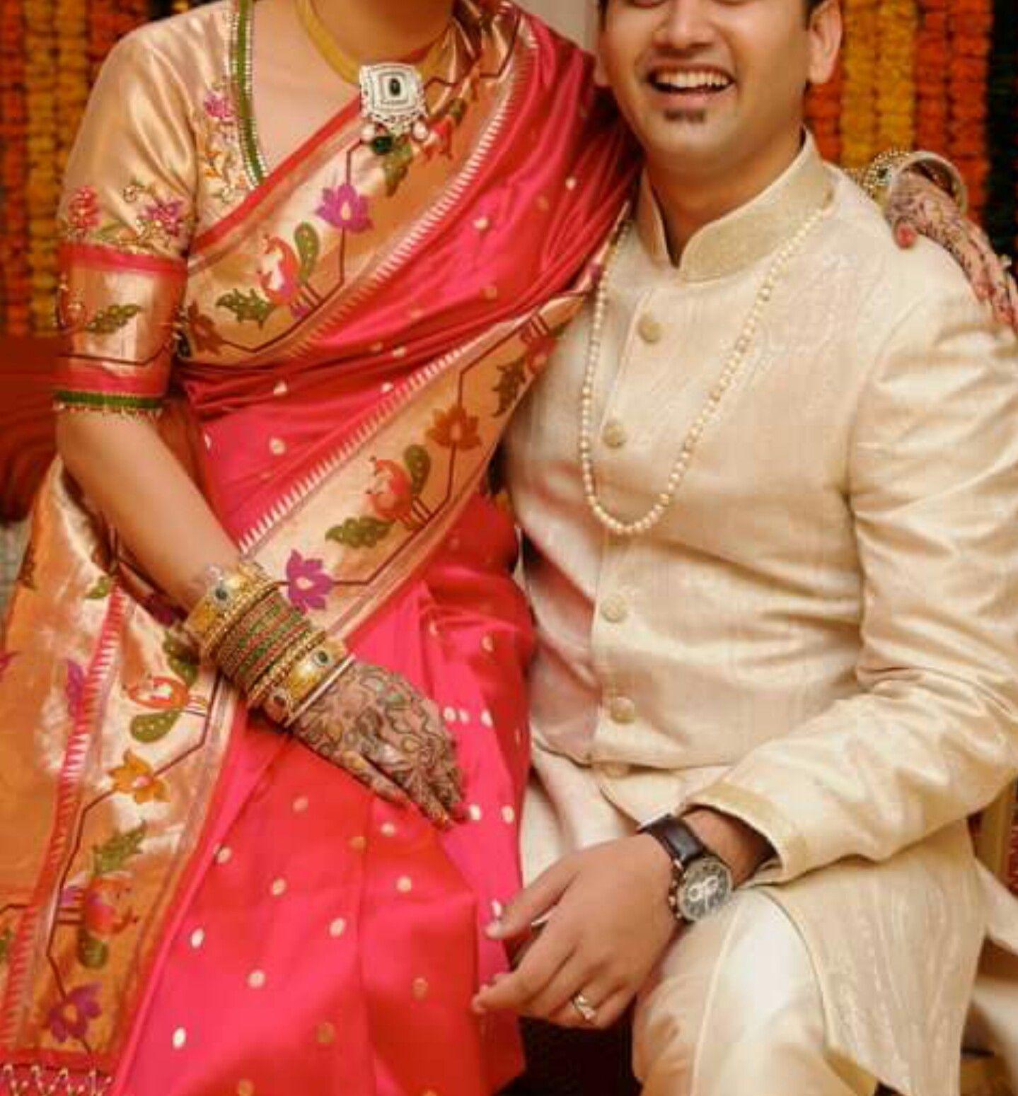 Loved Paithani Saree Lover In 2019 Dress Blouse Nauvari