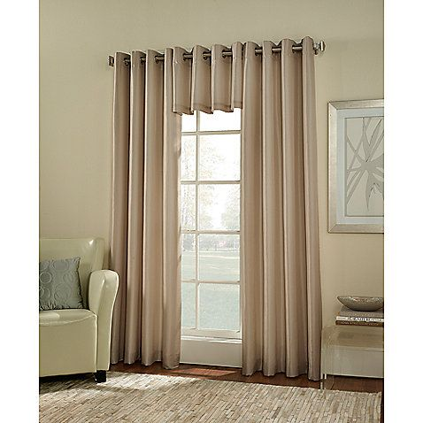 Argentina Room Darkening 95 Inch Grommet Window Curtain