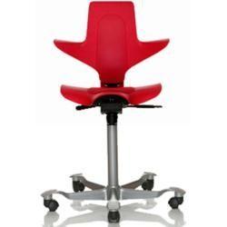 Photo of Sattelstuhl Haag Caipisco Plus Sitzpad rot Auswahl Farbe Optionenbla-ulm.de #bat…
