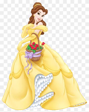 Belle Beast Cinderella Ariel Princess Jasmine Princess Belle Cartoon Beauty And The Beast Be Disney Princess Png Disney Princess Art Disney Princess Pictures