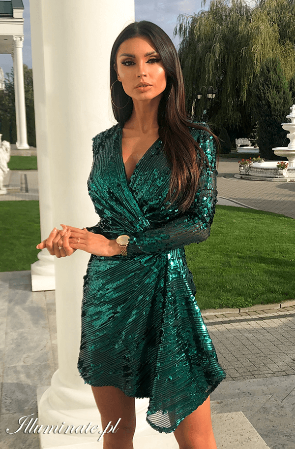Pin On Illuminate Sukienki Na Wesele