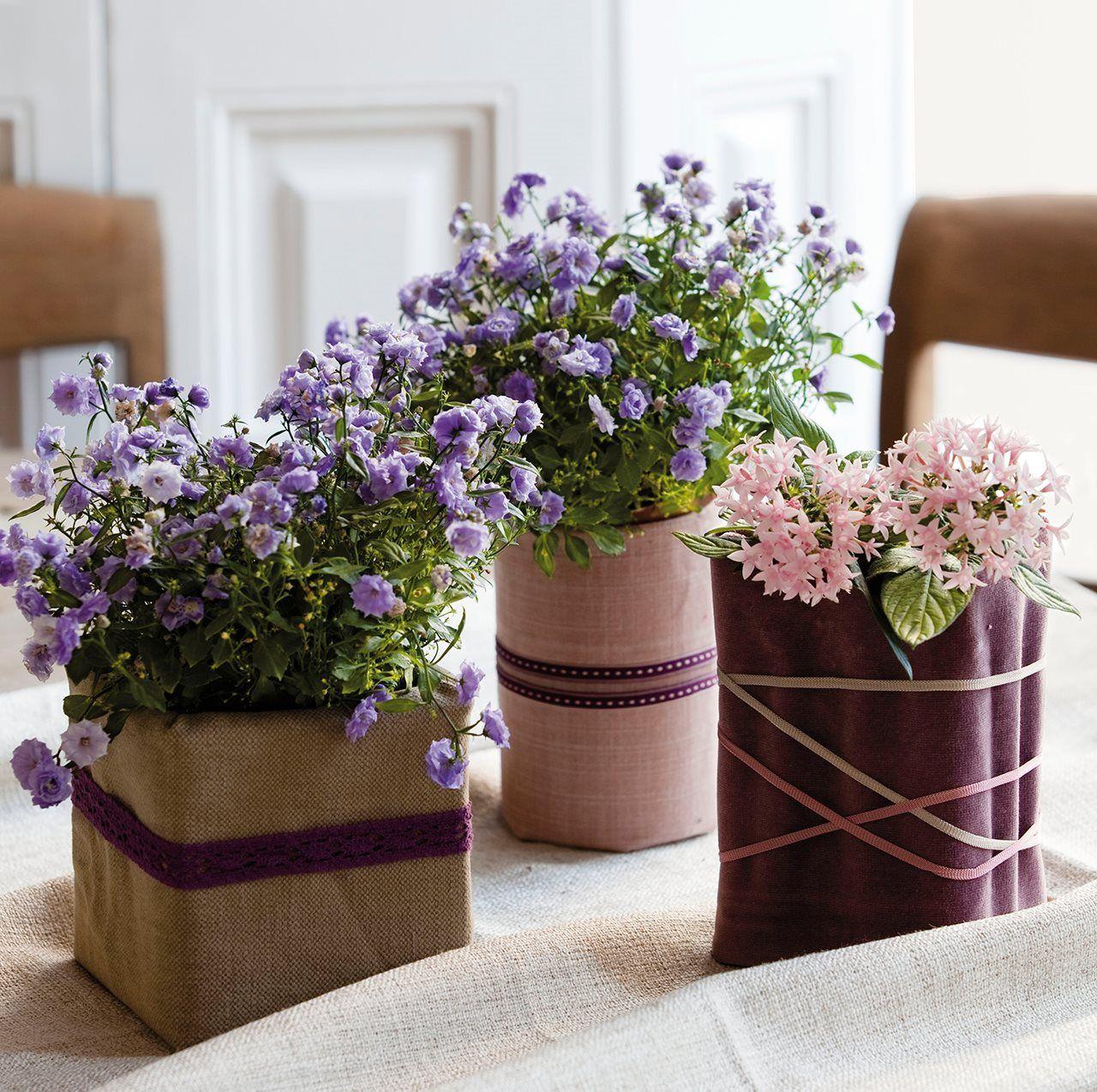 17 ideas f ciles para decorar con telas for Ideas faciles para decorar jardines