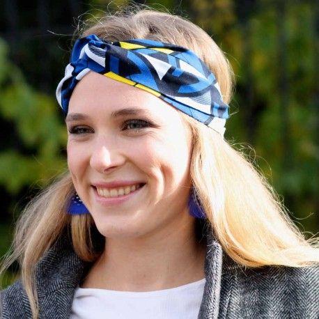 headband tissu