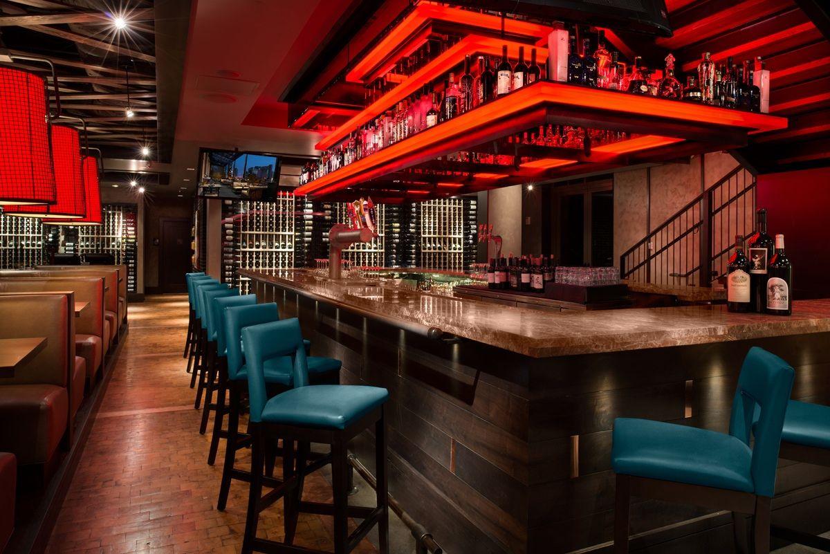 Del Frisco S Grille Atlanta Ga Atlanta Nightlife Atlanta Bars Atlanta Attractions