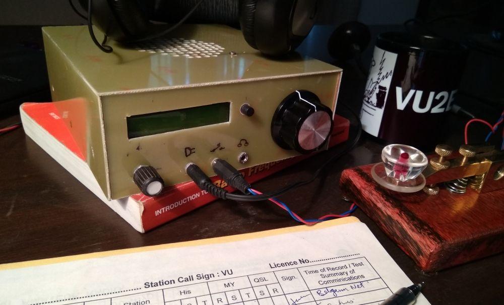uBITX – A Compact HF Transceiver | Ham / Radio | Radio