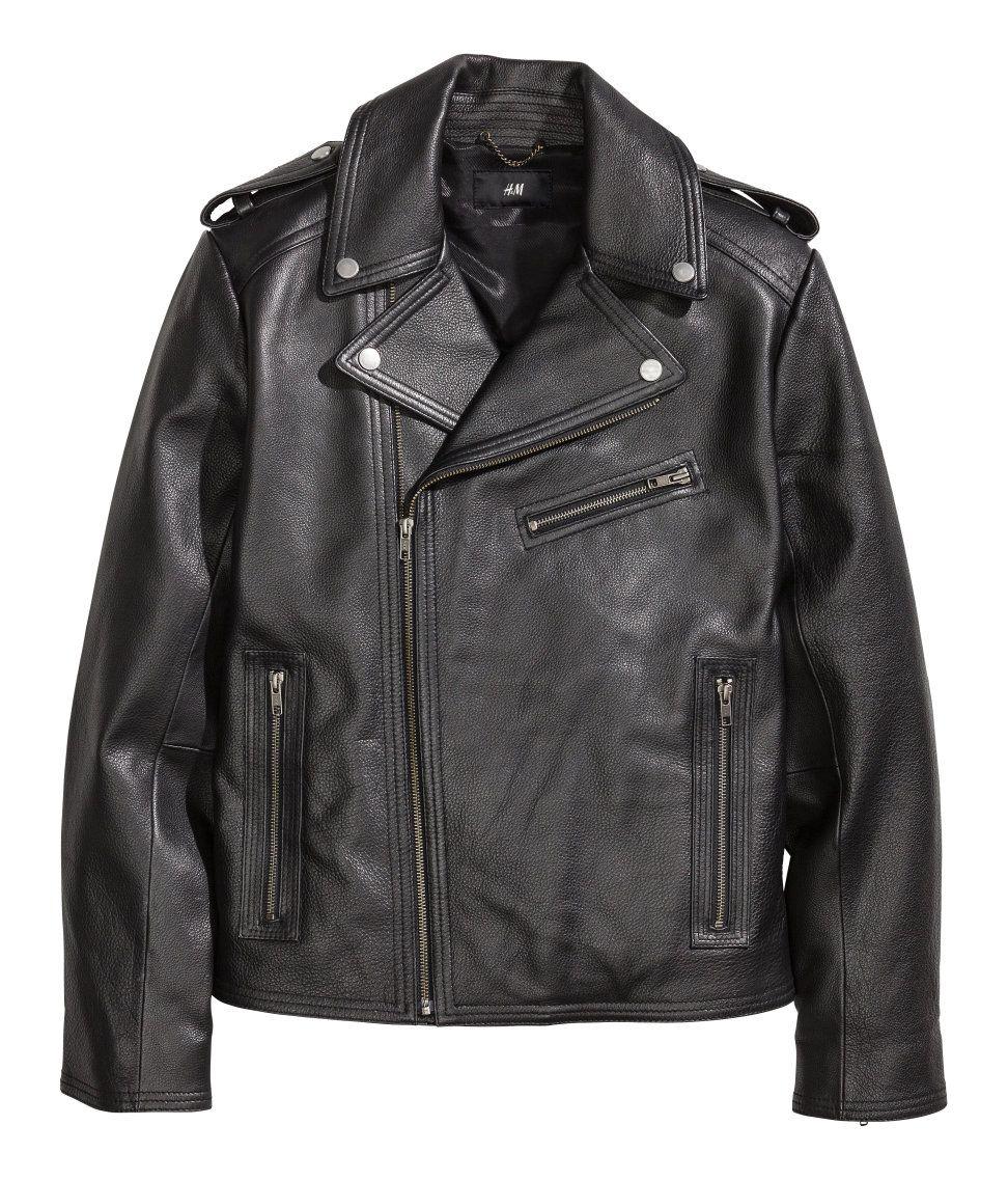 """H&M """" Bikerjacke """" \\\ shoellerulrichm Mens jackets"""