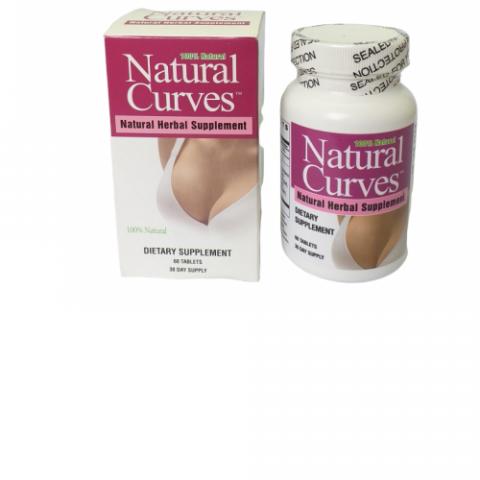حبوب ناتشورال كيرفزالامريكيه لزيادة حجم الثدي Natural Curves Herbalism Herbal Supplements Dietary Supplements