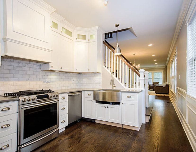 Chicago Bungalow Interior Designs by Cass Owens | Bungalow ...
